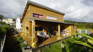 maison bois contemporaine piton saint-leu