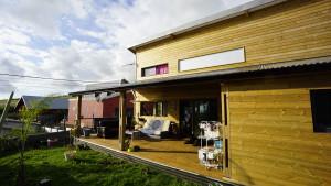 maison bois contemporaine réunion piton saint-leu